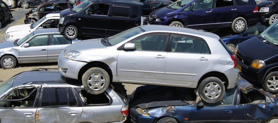 how to sell car to scrap yard