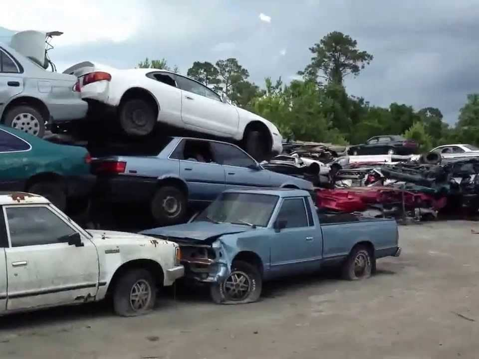 Cash for Scrap Cars Free Junk Car Removal